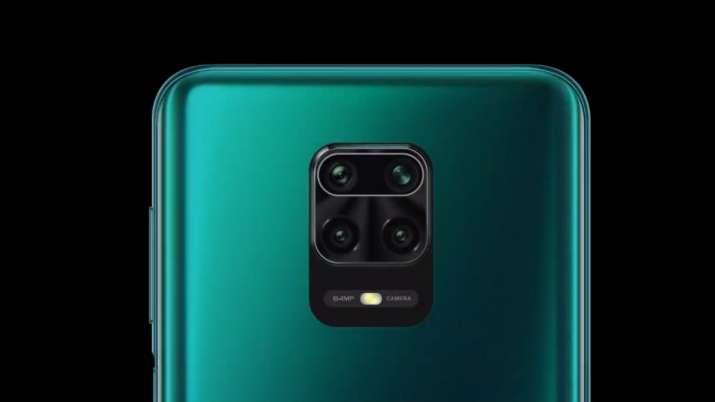 quad camera on xiaomi mod range phone