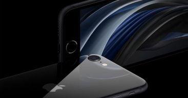 Apple iPhone SE 2020 optics