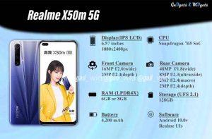 Realme x50m, Realme x50m 5G price in Nepal, Realme x50m Price in Nepal, Realme x50m key specification, Realme x50m 5G key specification