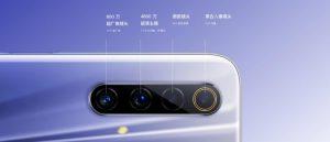 Realme x50m 5G camera, Realme x50m 5G quad camera,