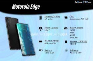 motorola edge key specification, motorola edge price in nepal, motorola