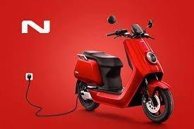 NIU e-scooters