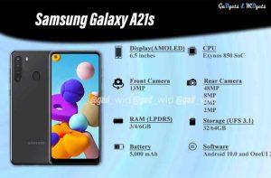 samsung galaxy a21s, samsung galaxy a21s price in nepal, samsung galaxy a21skey specification, samsung galaxy a21s specs, samsung galaxy a21s specification