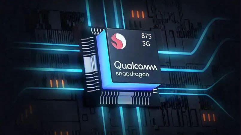 qualcomm snapdragon 865+ 5g chipset