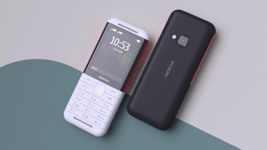 Nokia 5310 (2020) design, nokia 5310 price in nepal, price of nokia 5310 in nepal