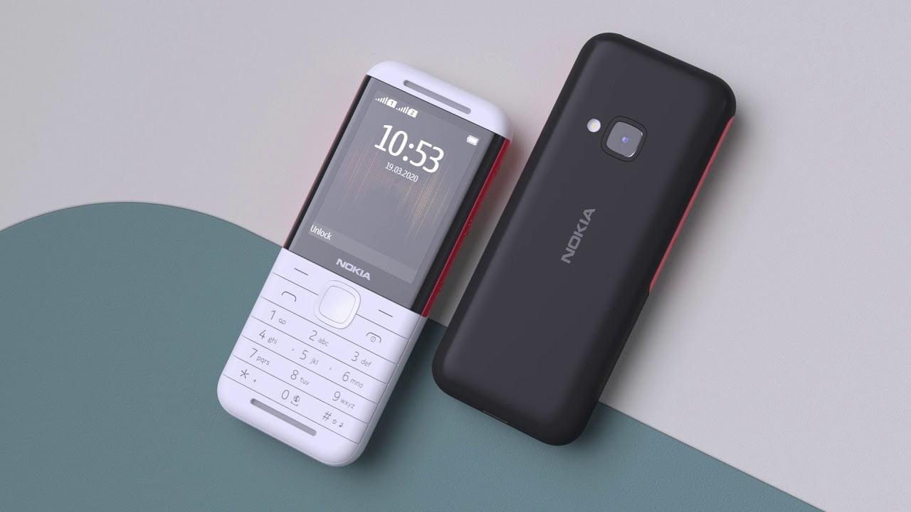 Nokia 5310 (2020) design
