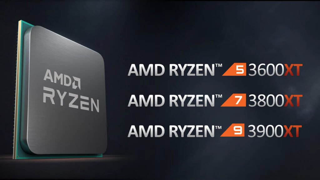 AMD Ryzen 3000XT Series