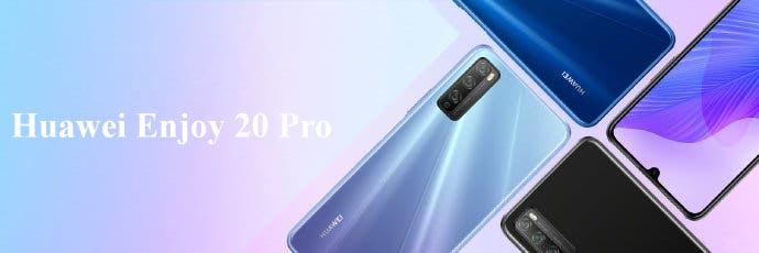 Huawei Enjoy 20 Pro back panel