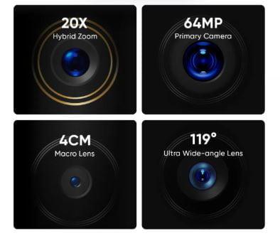 realme x3 camera specs, realme x3 superzoom camera