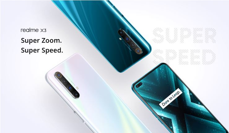 realme x3 specifications
