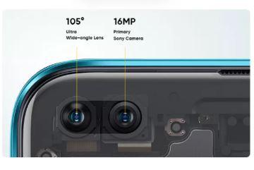 realme x3 selfie camera, dual punch selfie camera