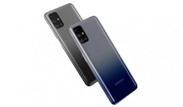 galaxy m31s colors, available colors of galaxy m31s