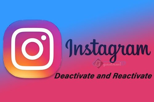 deactivate instagram, disable instagram account, temporary disable ig account