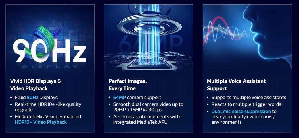 mediatek dimensity 720 90hz, dimensity 720 camera