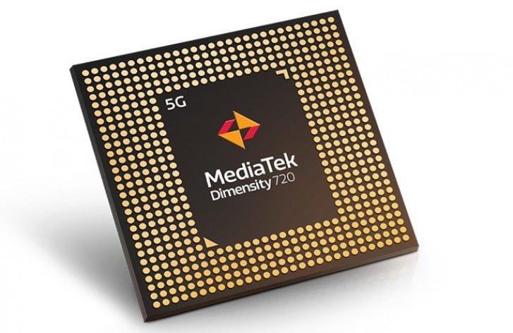 mediatek dimensity 720 5g chipset, mid-range 5g chipset, dimensity 700 series chipset