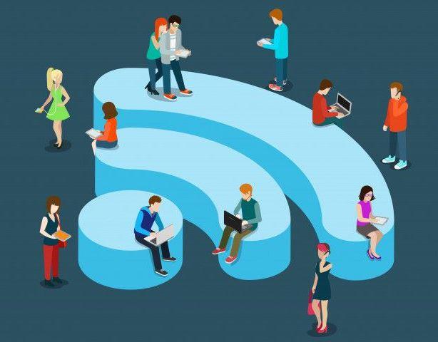 open network, free wifi, public network, public wifi, free wifi zone, unsafe network