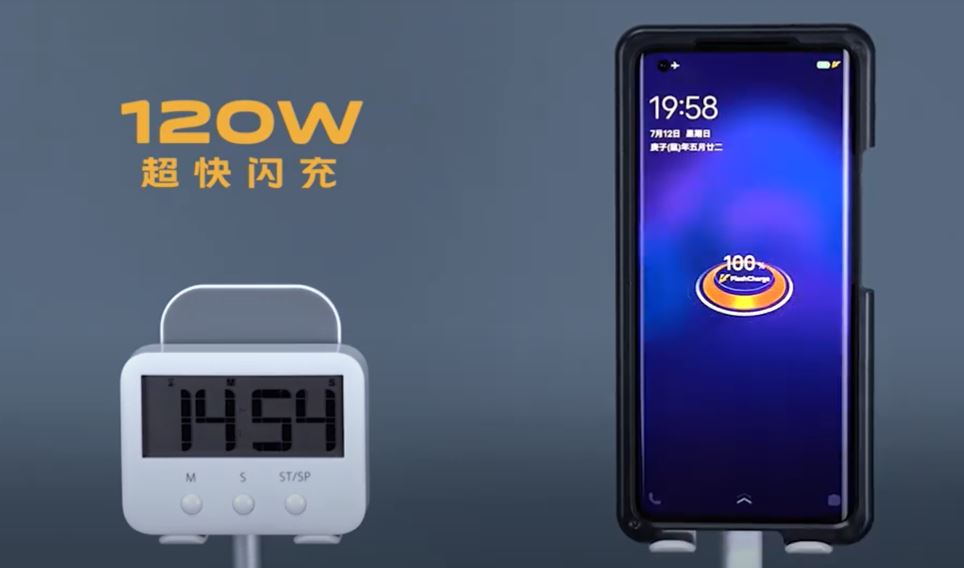 120w fast charging, flash charge