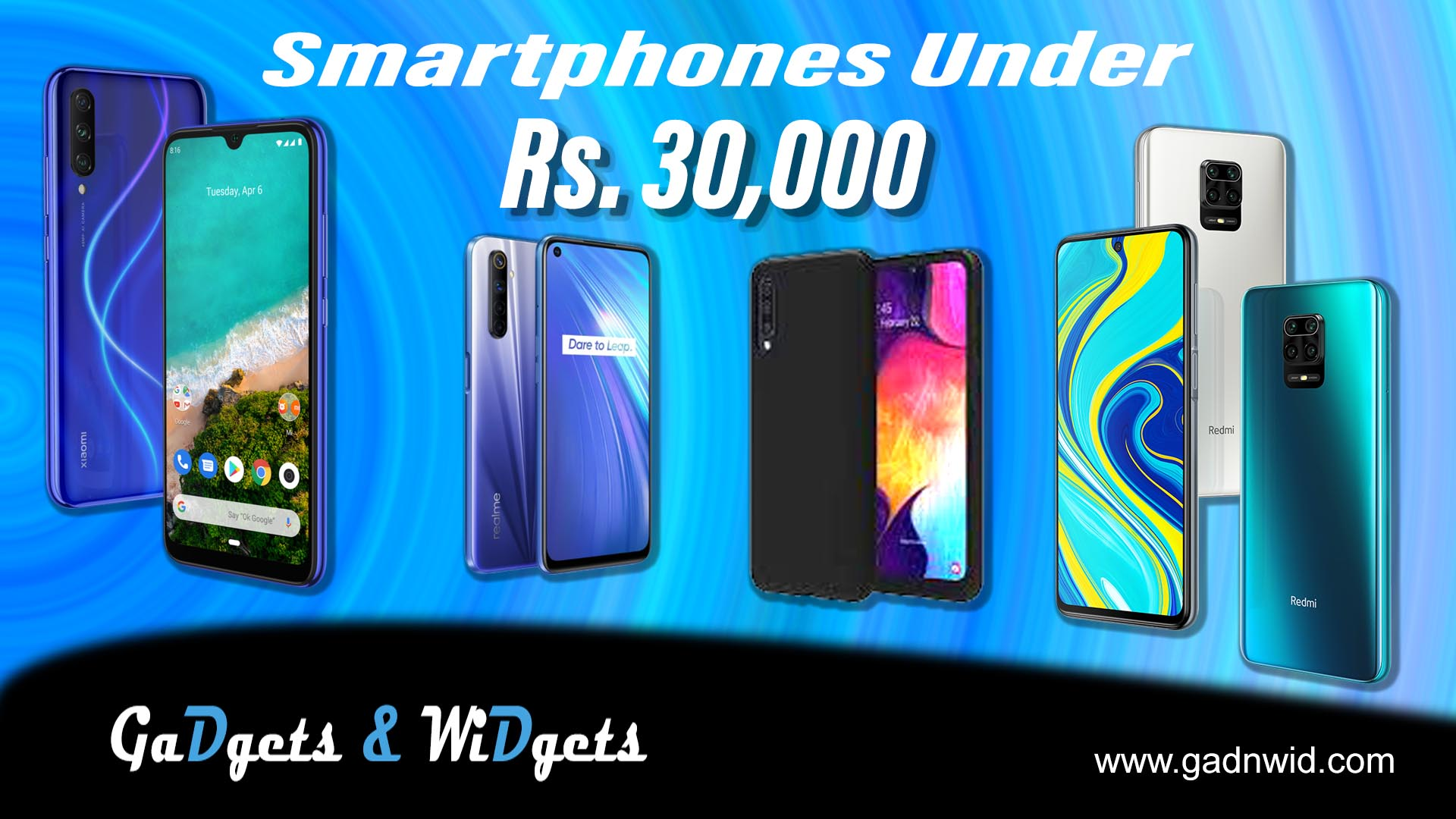 smartphone under 30000 in nepal