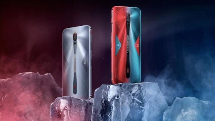 nubia red magic 5s 5g ice cool,