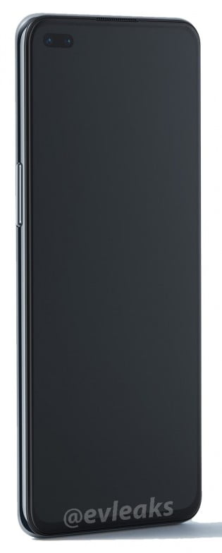 oneplus nord leaked image, oneplus nord display