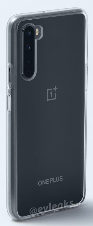 oneplus nord leaked, oneplus nord rear