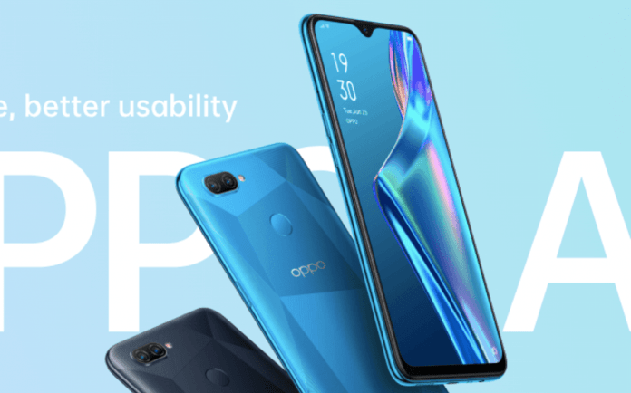 oppo a12s announced, oopo a12 launched in nepal