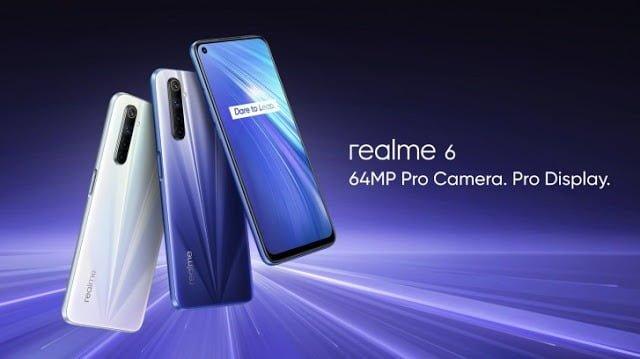 realme 6, realme 6 pro, realme 6i, 90hz screen rate, 64mp camera realme