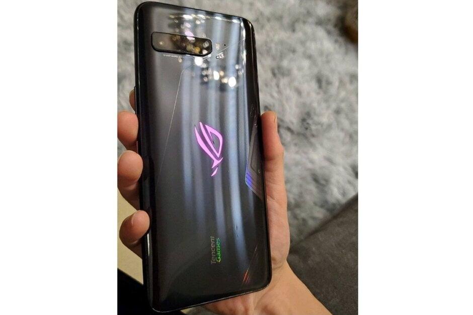asus rog phone 3 leaked, susu rog phone 3 price in nepal