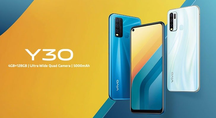 vivo y30 price in nepal, vivo y30 launched in nepal