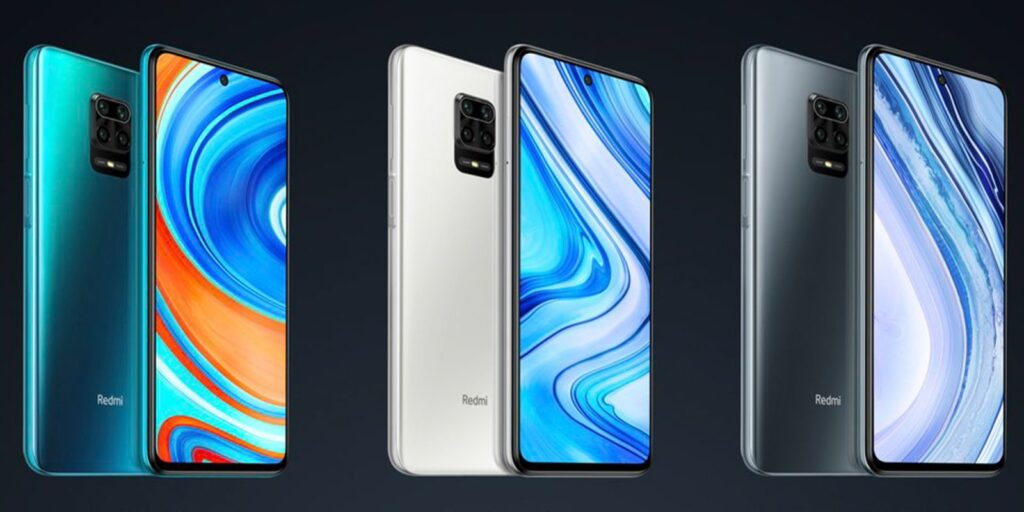 xiaomi redmi note 9 pro max available colors in nepal