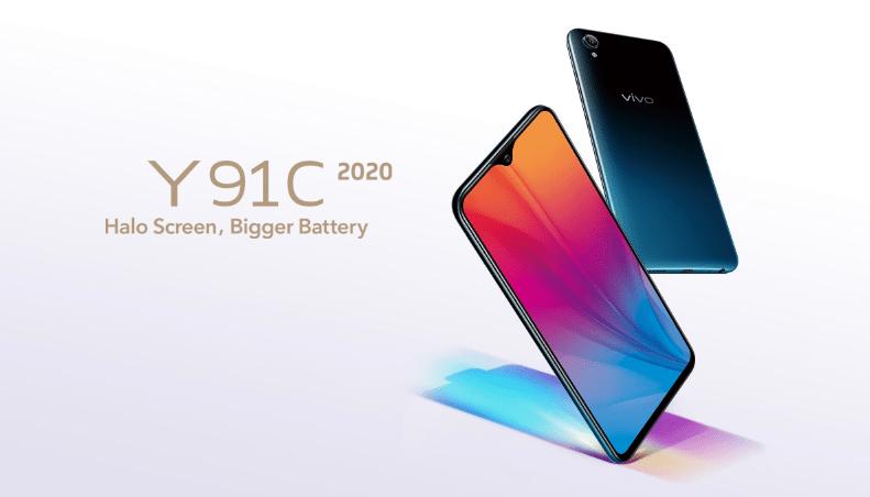 vivo y91c 2020 price in nepal, vivo smartphones price in nepal