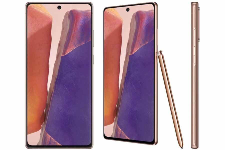 Samsung Galaxy Note 20 Price In Nepal design