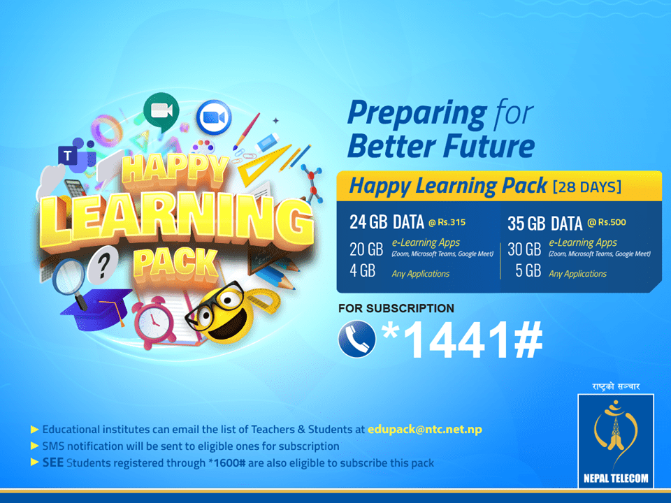 NtC Happy Learning Package