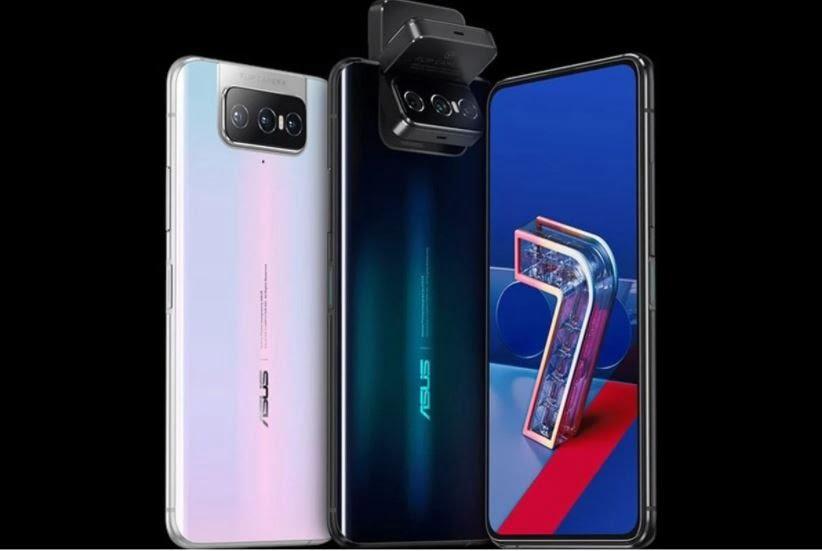 Zenfone 7 Pro Colors