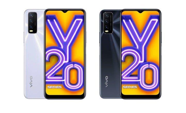 Vivo Y20 and Vivo Y20i Full Specification
