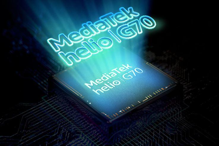 mediatek helio g70, gaming chipset