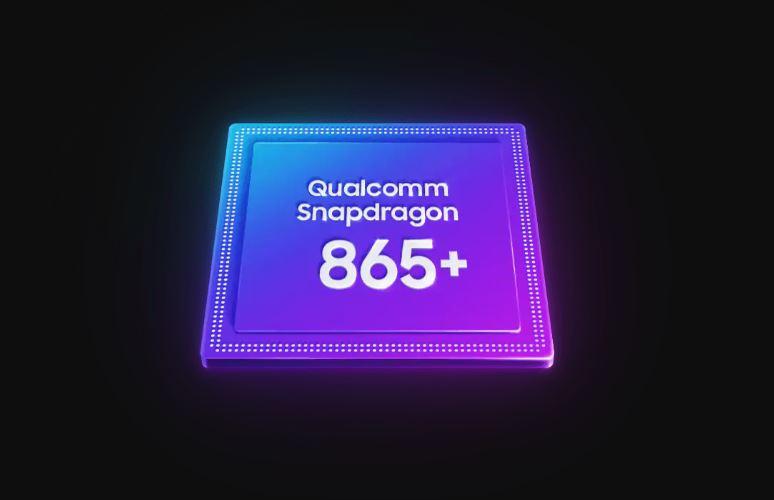 Qualcomm Snapdragon 865+ chipset, SD 865 plus