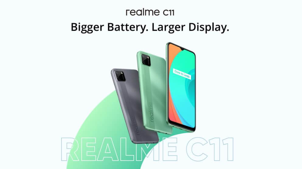 realme c11 launched in nepal, realme c11 price in nepal