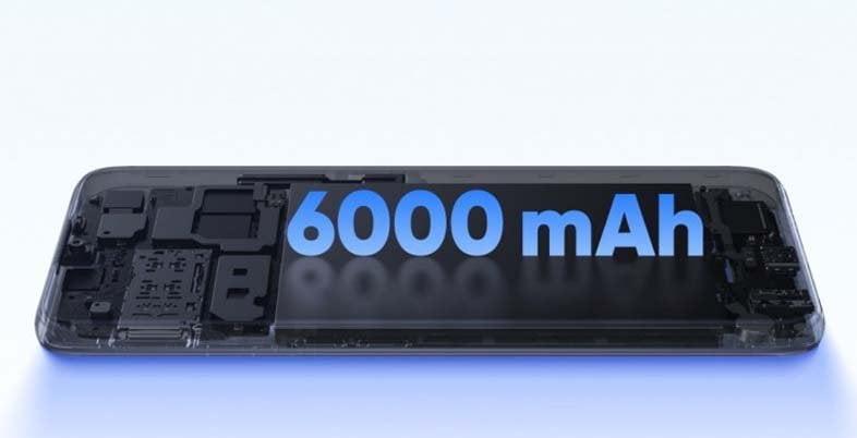 6000 mah battery