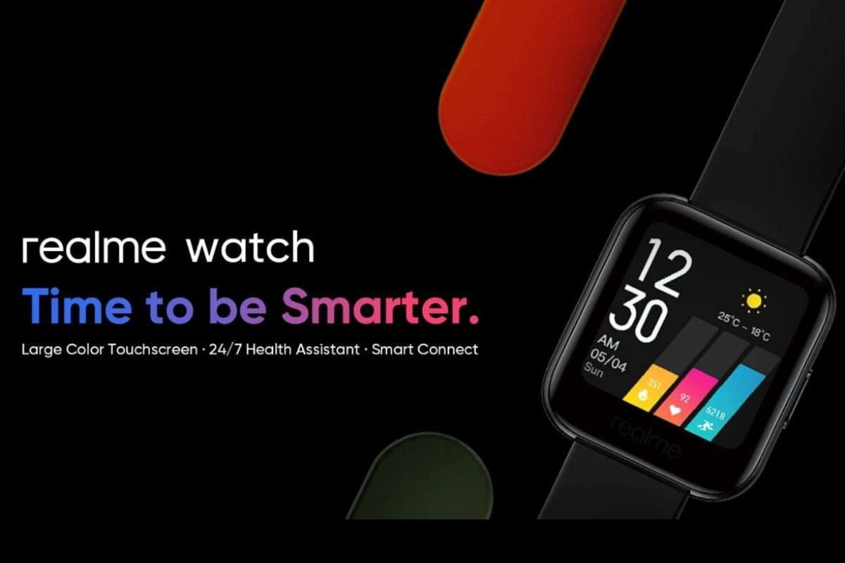 realme watch price in nepal, realme watch launched in nepal