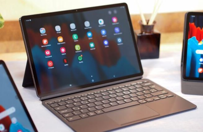samsung galaxy tab s7 launched