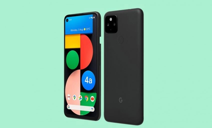 google pixel 4a 5g launched