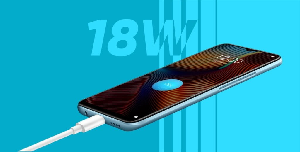 18W fast charging, realme narzo 20 fast charge