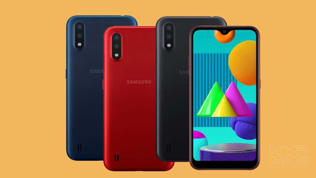 samsung galaxy m01 launched in nepal