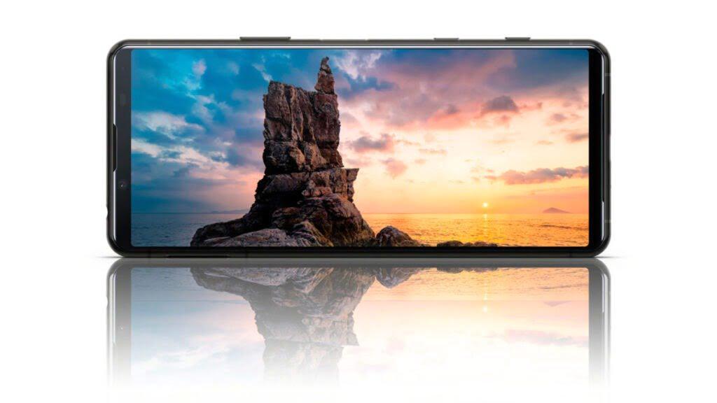 sony xperia 5 ii display, sony xperia 5 ii 120hz screen