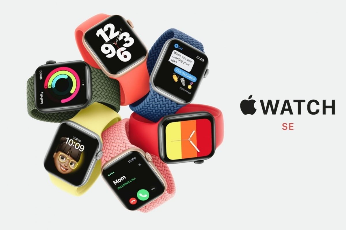 Apple watch Se launched