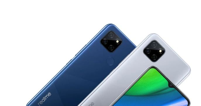 Realme V3 cheapest 5G smartphone