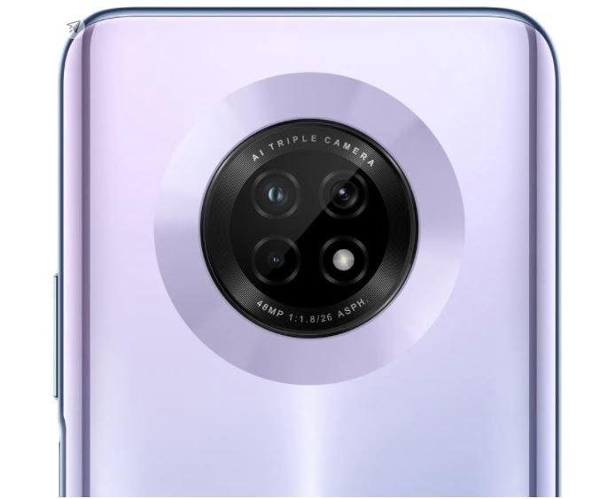 Huawei Enjoy 20 plus Camera