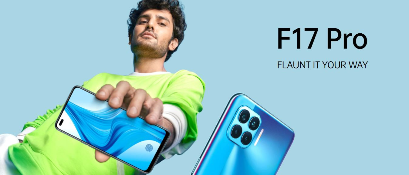 Oppo F17 Pro Price in Nepal, oppo new year 2078 offer