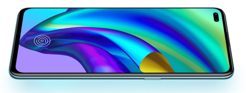 Oppo F 17 Pro screen panel